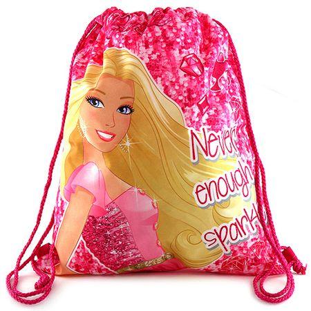 Športna torba Barbie, roza