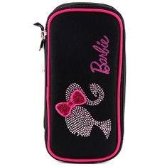 Barbie Školní penál , elipsovitý, motiv siluety