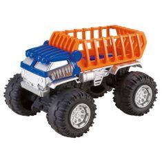 Mattel Velké auto , Growlin Grabber - auto Matchbox