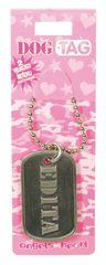 Angels at Heart Dog Tag jméno, Edita, 021045