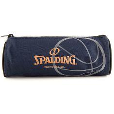 Spalding Iskolai tolltartó , kerek, sötétkék