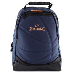 Spalding Študentský plecniak Spalding, tmavomodrý, rozmery 43x30x20cm