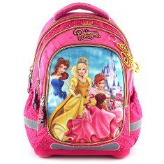 Princess Plecak szkolny , z księżniczkami