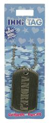 Angels at Heart Dog Tag jméno, Andrej, 021025