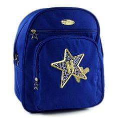 Hollywood Studentský batoh Milano, #3 modrá