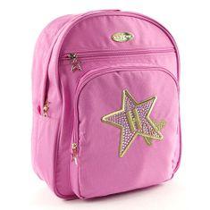 Hollywood Studentský batoh Milano, #3 růžová