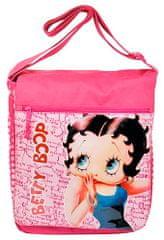 Betty Boop Taška přes rameno , růžová