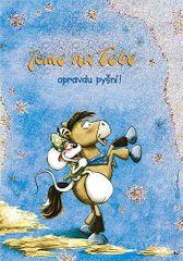 Diddl & Friends Blahopřání Diddl a jeho přátelé, Jsme na Tebe…