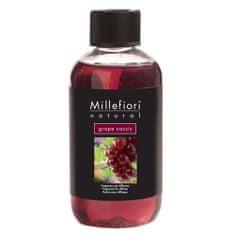 Millefiori Milano Náplň do difuzéru , Natural, 250 ml/Hrozno a čierne ríbezle