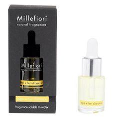 Millefiori Milano Aróma olej , Natural, 15 ml/Drevo a pomarančové kvety