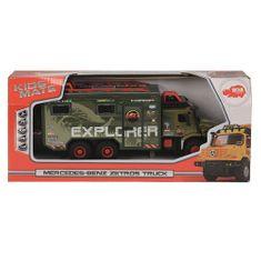 Dickie Explorer truck , Explorer truck 24 cm, zelená