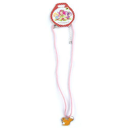 Trixibelles Náhrdelník, Trixibells, Náhrdelník s príveskom ružová