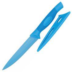 Stellar Univerzálny nôž Stellar, Colourtone, čepeľ nerezová, 12 cm, modrý