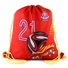Goal Cél sporttáska, Cél, piros színű