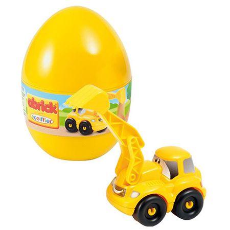 ECOIFFIER Húsvéti tojás Écoiffier, Játékautóval