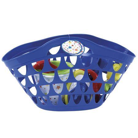 Ecoiffier Set za igranje peska Écoiffier, V vrečki, 8 kosov