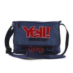 Yell! Krzycząca torba na ramię!, Torba na ramię niebieska