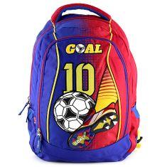 Goal Plecak bramkowy, niebieski czerwony