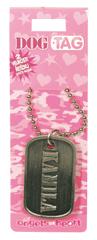 Angels at Heart Dog Tag jméno, Kamila, 021071