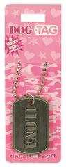 Angels at Heart Dog Tag jméno, Ilona, 021055