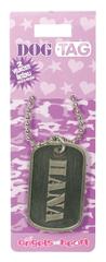 Angels at Heart Dog Tag jméno, Hana, 021052