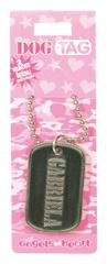Angels at Heart Dog Tag jméno, Gabriela, 021051