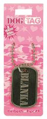 Angels at Heart Dog Tag jméno, Blanka, 021030