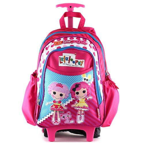 Lalaloopsy Batůžek trolley mini , Backpack Small Trolley 10560