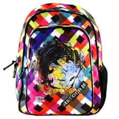Betty Boop Iskolai hátizsák Betty Boop, színes