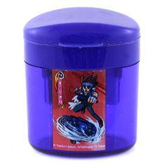 Beyblade Ořezávátko , tmavě modré, plastové s motivem