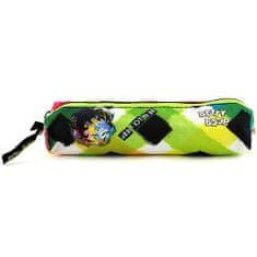 Betty Boop Iskolai tolltartó mini Betty Boop, négyzet minta
