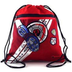 Goal Bramkowa torba sportowa, czerwony