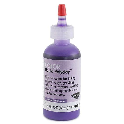 Kato Liquid Polyclay 60 ml - Fialová, Liquid Polyclay 6+0 ml - Fialová