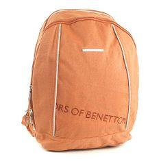 Benetton Plecniak Benetton, #2 oranžová