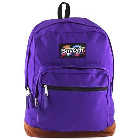 Smash Razbiti študentski nahrbtnik, vijolična