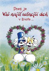 Diddl & Friends Blahopřání Diddl a jeho přátelé, Dnes je Váš…