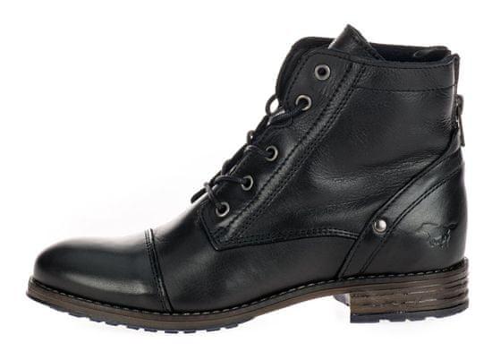 Mustang dámská kotníčková obuv 2853514 39 čierna