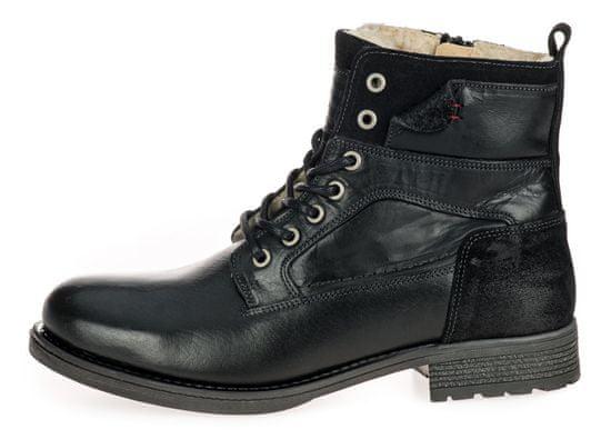 Mustang pánská kotníčková obuv 42 černá