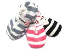 Moraj Dámské pruhované papuče CDC 600-527 - Moraj