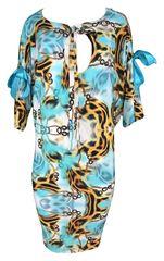 Gemini Dámské šaty Santi s mašlí - Taffi