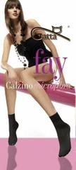 Gatta Dámské ponožky Gatta Fay Microfibra