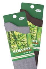 STEVEN Ponožky Steven 086