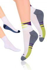 STEVEN Sportovní ponožky Steven art.040