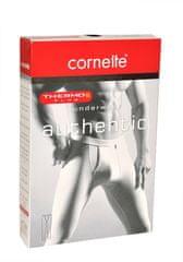 Cornette Pánské podvlékací kalhoty Cornette Authentic Thermo Plus 4XL-5XL