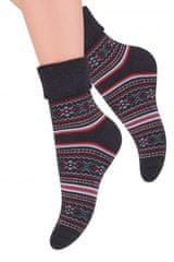 STEVEN Dámské ponožky Steven art.053 Frotte