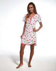 Cornette Dámská noční košile Cornette 617/157 Lovely Day 3 kr/r