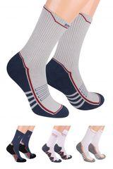 STEVEN Pánské ponožky Steven art.047