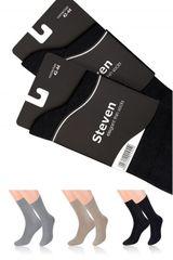 STEVEN Pánské ponožky Steven Elegant art.107