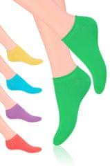 STEVEN Dámské ponožky Steven art.041