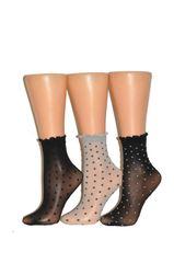 Veneziana Dámské ponožky Veneziana Myriam